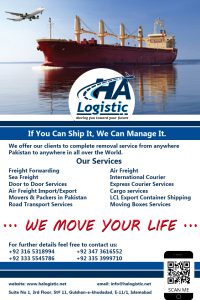 packers and movers in LAHORE, pakistan